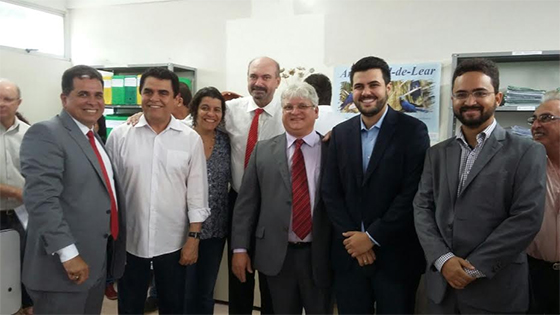 Anselmo Castilho toma posse no Ibama 15fev2016b