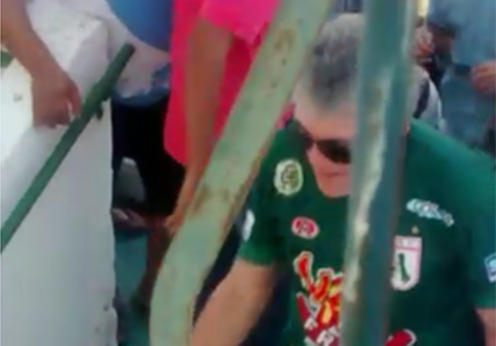 Video governador vaiado em Sousa 13jun2016