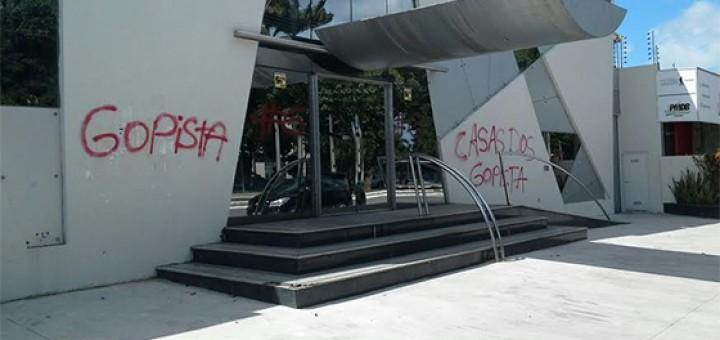 pmdb-sede-vandalizada-pela-terceira-vez