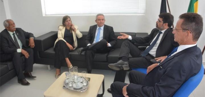 Marcos Vincius reunião na PF 16jan2017
