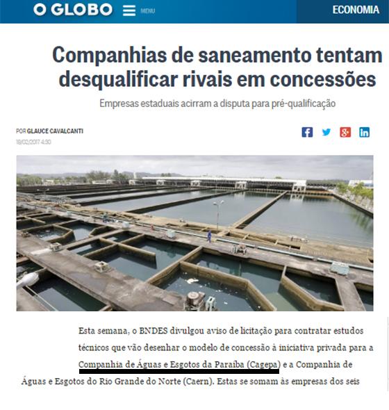 Cagepa RC inicia privatização 20fev2017