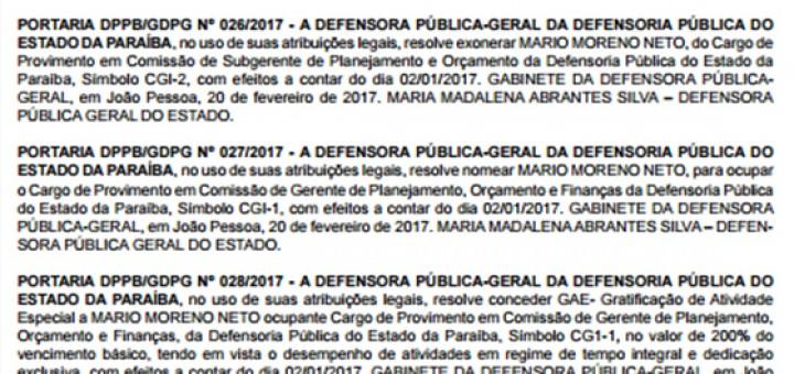 Defensoria diário da justiça 21fev2017