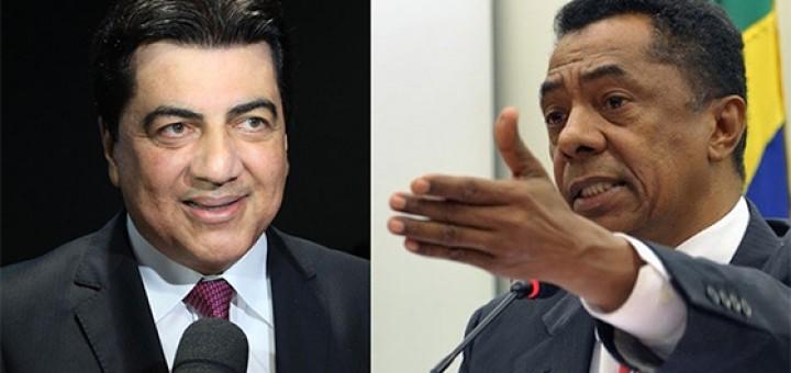 Manuel Júnior e Damião