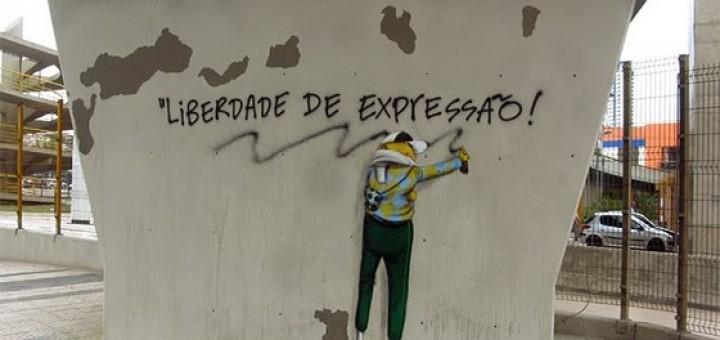 pichações e artes de rua