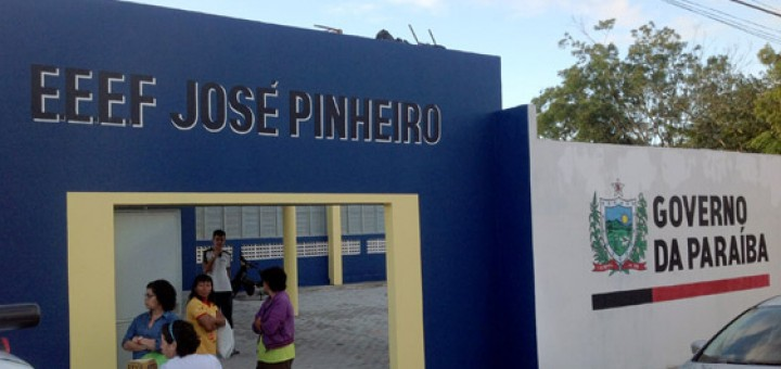 Escola Estadual José Pinheiro
