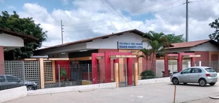 Escola estadual Humberto Lucena