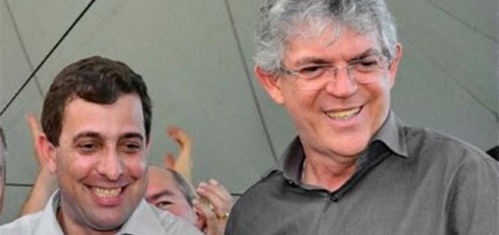 Gervásio e Ricardo Coutinho