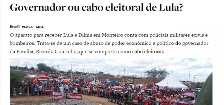 Monteiro reinauguração Antagonista 19mar2017