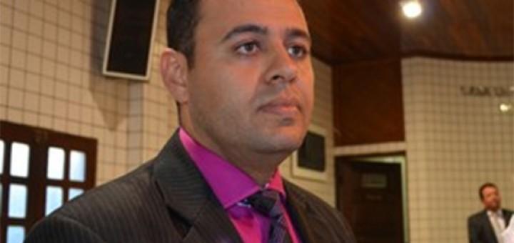 Vereador Lucas Santino