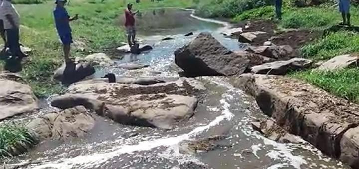 Video Transposição em Camalaú