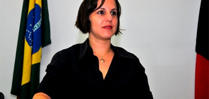 Delegada Daniella Vicuuna