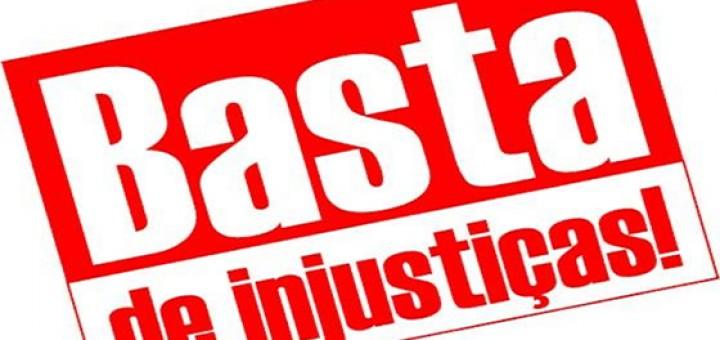 Ipep basta de injustiças