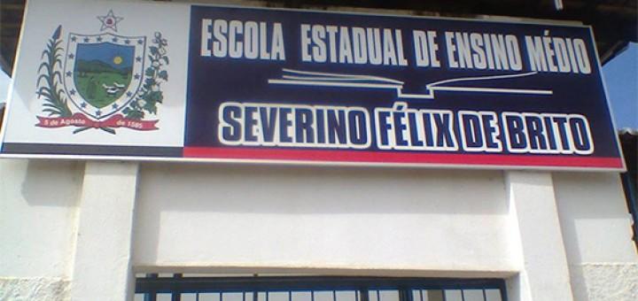 Escola Estadual Severino Félix de Brito