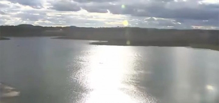 Barragem de Boqueirão jun2017