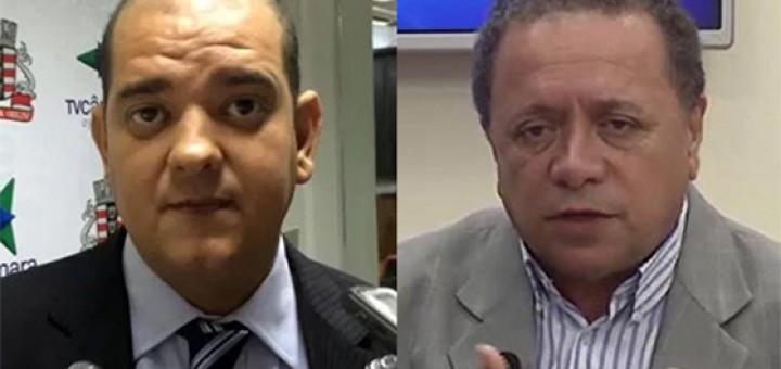Bruno Farias e Josival Pereira