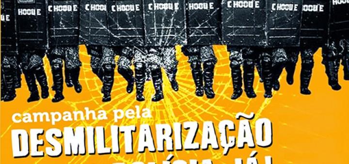 Desmilitarização já