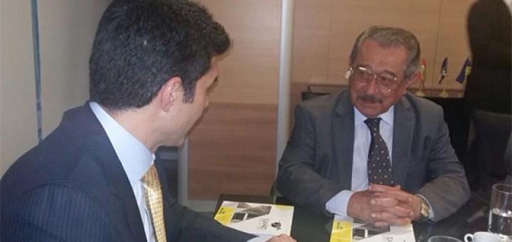 Maranhão com o ministro Hélder Barbalho jun2017