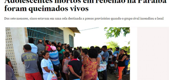 Massacre do Lar do Garoto O Estadão 5jun2017