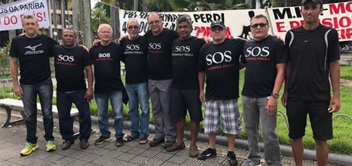PM vigília na praça 13jun2017