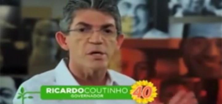 Video Ricardo Coutinho promete acabar perseguição a servidor