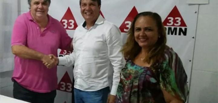 Zennedy Bezerra no PMN