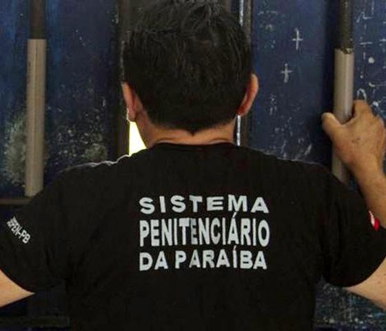 agentes penitenciários da paraiba