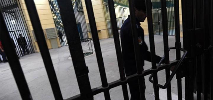 Prisões ou asilos