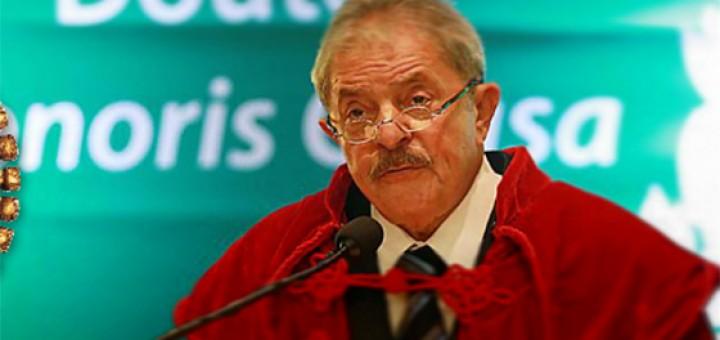 Lula doutor honoris causa