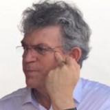 Ricardo Coutinho dando o dedo