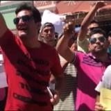 Video vereador ostentação em protesto contra Cássio em Cuité