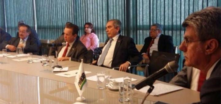reunião da nacional do PMDB 16ago2017
