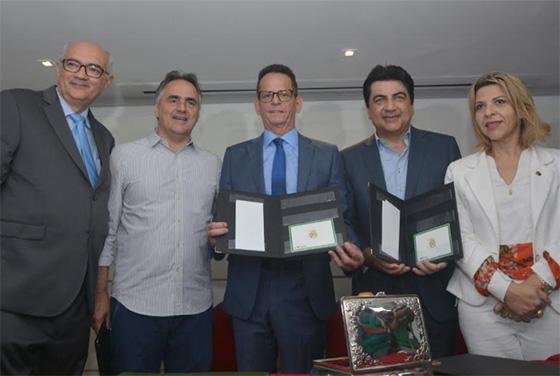 Marcos Vinicius abre 70 anos Câmara