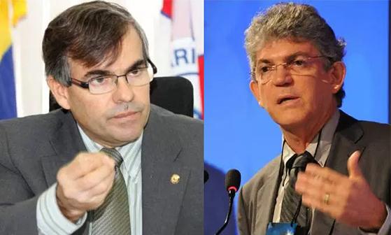 Joás e Ricardo Coutinho