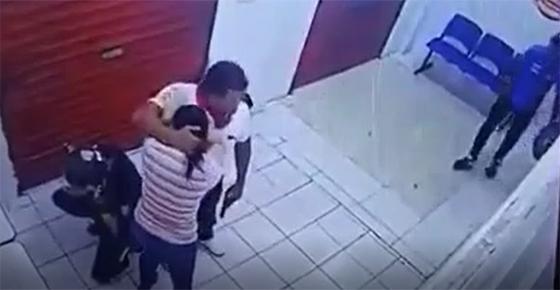 Video assalto a PagFácil em CG 27jan2017