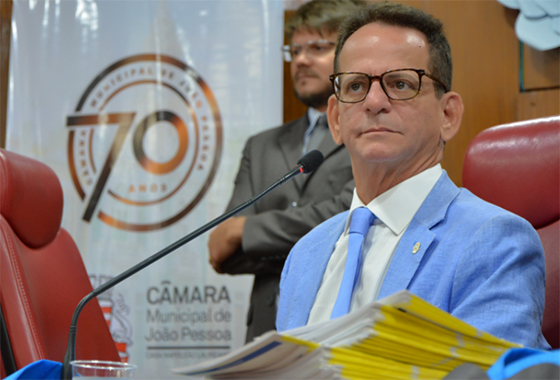 Câmara 70 anos Marcos Vinicius