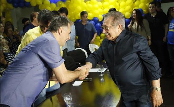 Convenção do PSDB Zé e Cartaxo 11nov2017