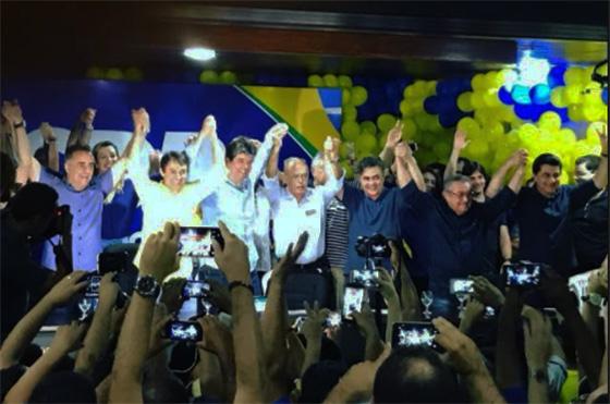 Convenção do PSDB01 11nov2017