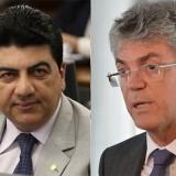 Manuel Junior e Ricardo Coutinho