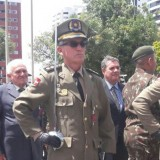 Coronel Jarlon no EME