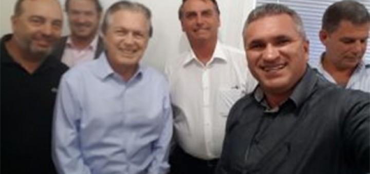 Julian Lemos assume vice-presidendia do PSL