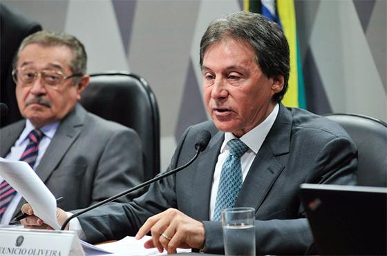 Maranhão com Eunício de Oliveira