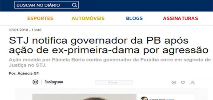 Pâmela RC Maria da Penha Diário de S Paulo 17jan2018
