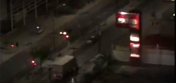Video assalto a Campina 17jan2018