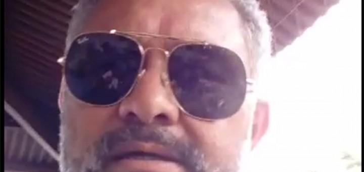 Video vereador de Alhandra bate pino