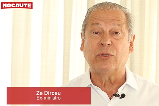 Zé Dirceu no Blog Nocaute jan2018