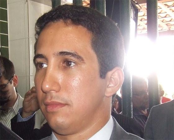 Vereador Bruno Ernesto