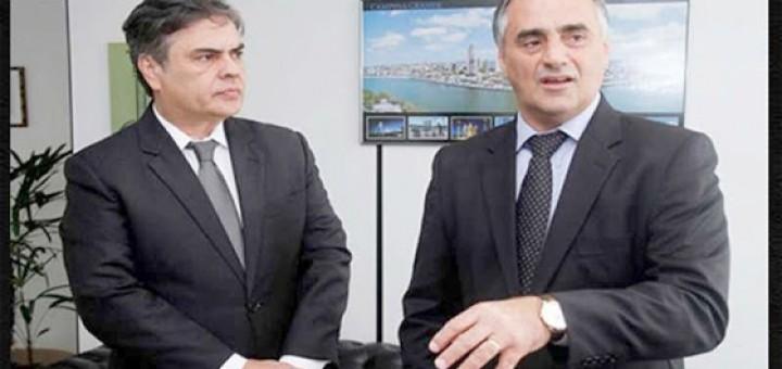 Cássio e Luciano Cartaxo mar2018