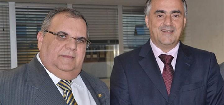 Rômulo Gouveia e Luciano Cartaxo