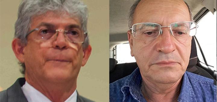 Ricardo Coutinho e Maurílio Batista