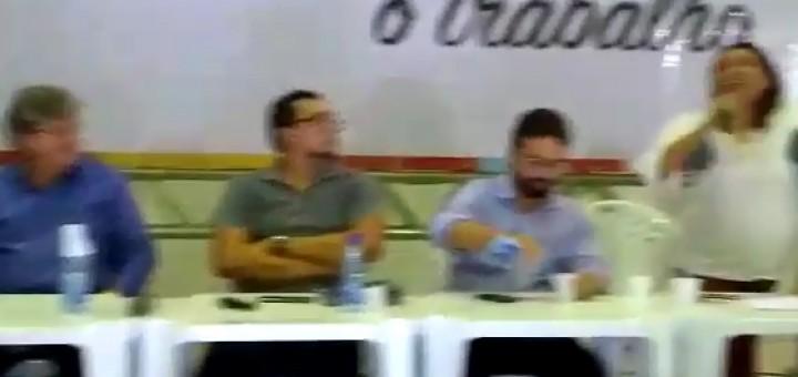 Video Cida Ramos em plenária do OD